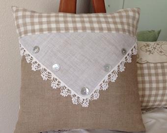 Romantic Lace Retro Pillow
