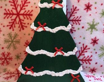 Christmas Tree Paper Towel Holder