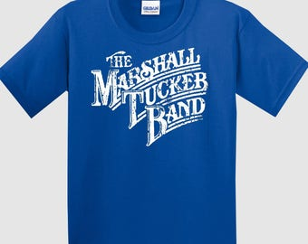 Marshall Tucker band t Shirt, rock tee, Southern rock