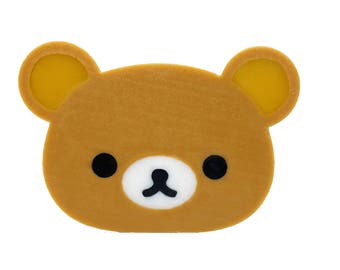 Rilakkuma Soap - Officially Licensed - 6.2 OZ - Buttercream and Snickerdoodle Scented