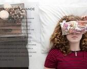 Lavender eye pillow // yoga pillow / Coussin de lavande pour les yeux