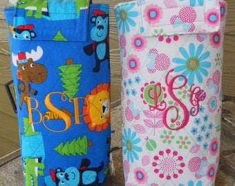 Baby Wipes Case*Quilted*Personalized