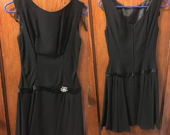 1960s little black dress  the perfect party dress