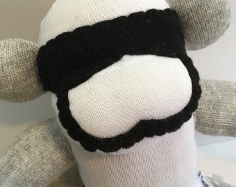 SALE!!! Cosplaying Stormtrooper the Sock Monkey - Cody