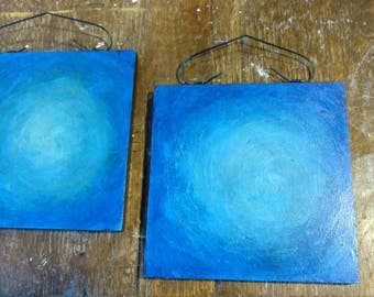Your Constellations Here - Customizable Wooden Paintings