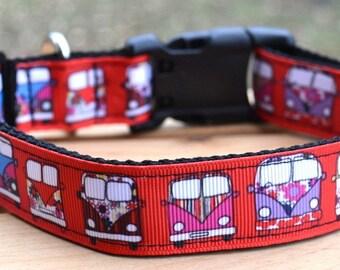 Volkswagen Van dog collar & or leash