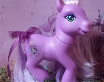 My Little Pony: Hello Kitty Purple