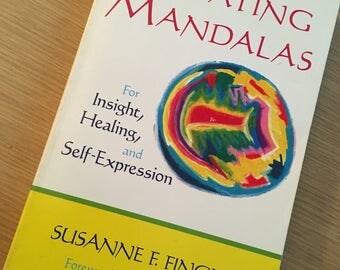 Destash Creating Mandalas for Insight Healing and self awareness-Mandala book