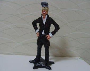 Black Star Video Bowie Figurine (Pose B )