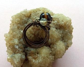 Caramel ring