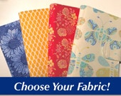 Cover for Weight Watchers Weekly's and Handouts *Choose Your Fabric*