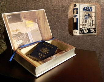 Hollow Book Safe (Star Wars Leatherbound)