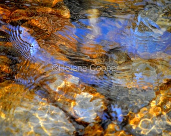 Abstract Photography, Nature, Vibrant, Luminosity, Water, Zen, High Quality, No Photoshop, Prints, Acrylic Mount, Canvas, Fine Art Print