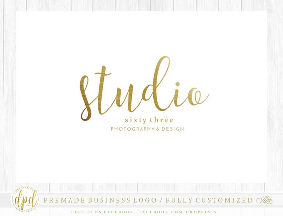 Custom-Premade Logo Business Branding | Business Package | Logo Branding | Business Logo | Premade Logo | Custom Logo Design-A124