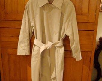 London Fog Size 10P - Probably 1997 - Trench Coat - Raincoat
