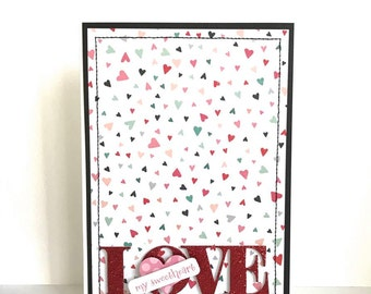 Love Handmade Card