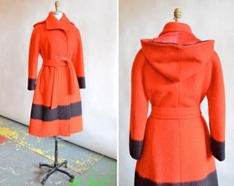 Vintage 1970s HUDSONs BAY wool parka