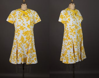 Vintage 1960s Leslie Fay dress