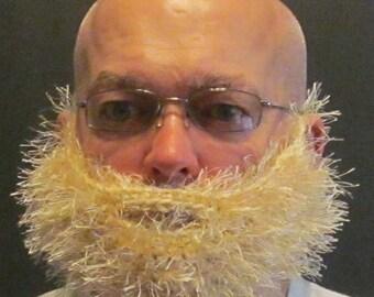 Crochet Beard ~ Size Large