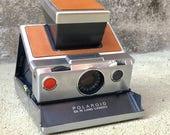 Vintage Polaroid SX-70 Fold Up Camera