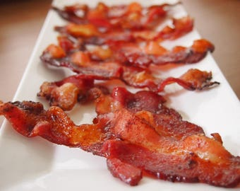 Makin Bacon Scented Products Shower Gel, Whipped Body Butter, Lotion, Body Spray, Bath Soak, Shampoo or Conditioner