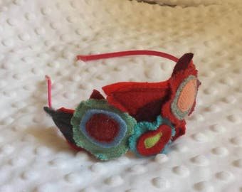 Recycled Wool Headband