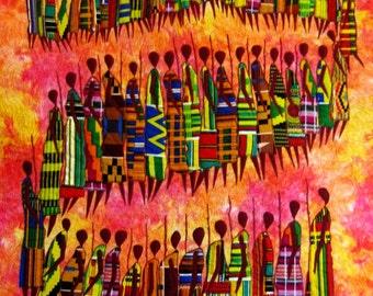 Masai Journey