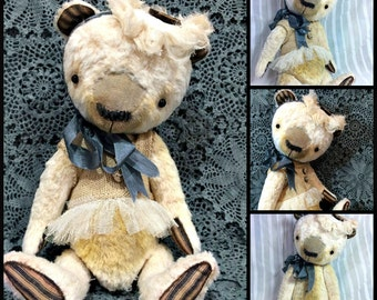 New Pattern BOBBY SUE from Luvly Bears
