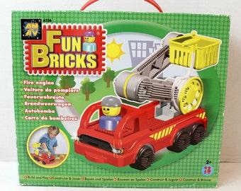 Fun Bricks building set toy