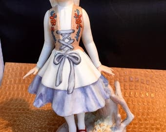 Cybis Storybook collectiable Gretel .