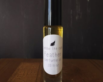 Feather Perfume Oil