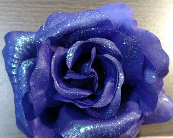 "4"" Purple Rose"