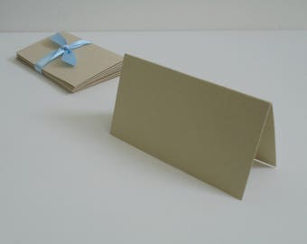 Blank Vintage Place Cards, Tented Place Cards, Place Cards, Wedding Place Cards, Event Cards