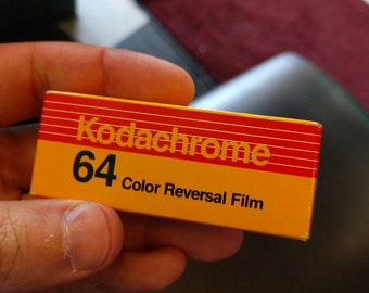 BETA Kodachrome COLOR development