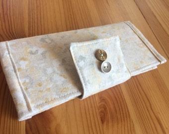 Faintly Metallic Wallet