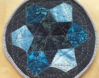 Powers of Three Crystal Grid