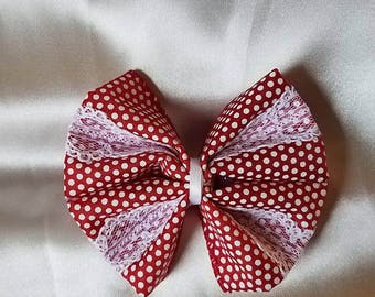 Picnic time bow