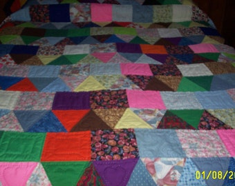 Full size Patchwork Quilt