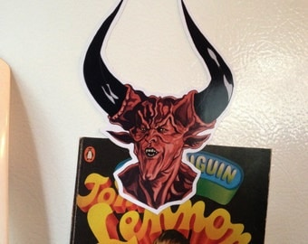 Legend Lord of Darkness Fridge Magnet