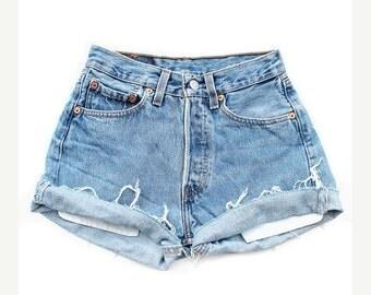 "15% Off Black Friday SALE All Sizes Custom Made "" CUFFED""  High Waist Shorts Plus Sizes"