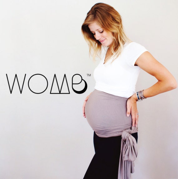 Womb Wrap™ Maternity Support Wrap Pregnancy Belly Binding