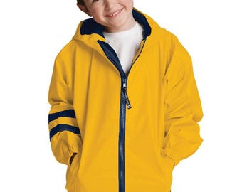 Children's Size New Englander Rain Jacket