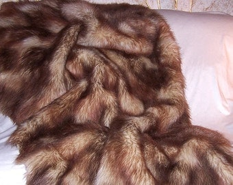 Wolf Faux Fur, thick and oh so soft . . . . . . . 7.00 Flat Rate Shipping