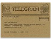 Telegram Save the Dates