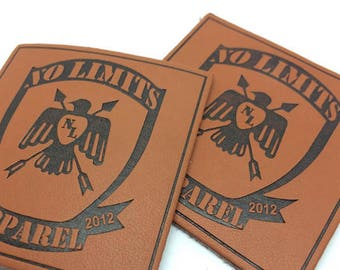 200 leather patch, patch glue for leather, leather iron on patch, dark brown leather patch