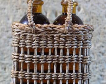 1:12th Scale Bottle Basket