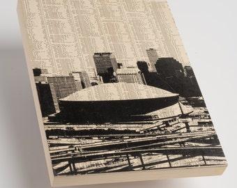 New Orleans Superdome - Word Art, Kitchen Decor, New Orleans print