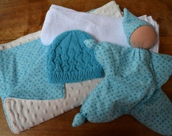 Assorted New Baby Gift Set