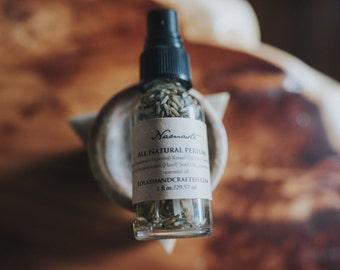 Namaste All Natural Lavender and citrus perfume