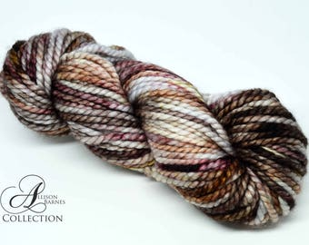Boots or Hearts - SUPER Bulky Weight - Superwash Merino and Nylon 2-ply